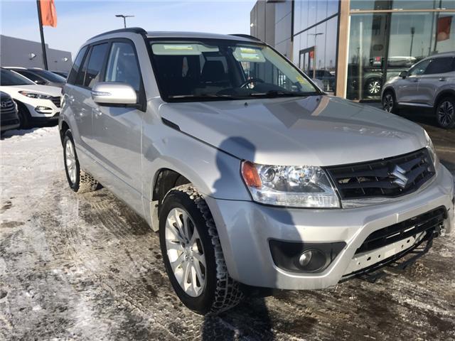 2013 Suzuki Grand Vitara  (Stk: H2309A) in Saskatoon - Image 2 of 9