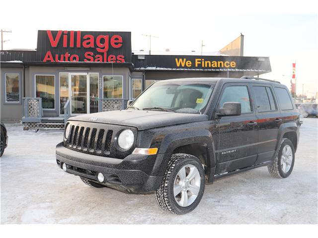2014 Jeep Patriot Sport/North 1C4NJRAB7ED568947 P36033 in Saskatoon
