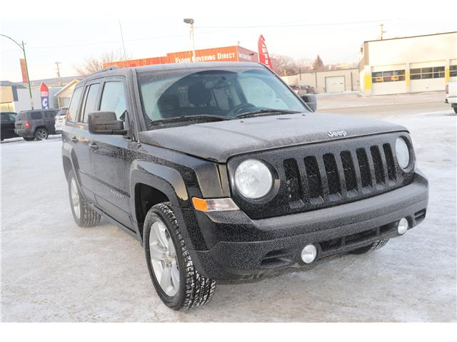 2014 Jeep Patriot Sport/North (Stk: P36033) in Saskatoon - Image 4 of 25