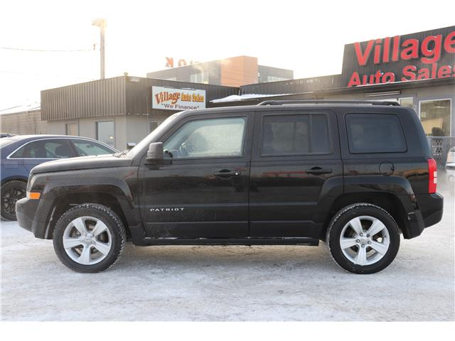 2014 Jeep Patriot Sport/North (Stk: P36033) in Saskatoon - Image 23 of 25
