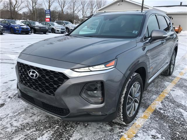 2019 Hyundai Santa Fe Preferred 2.4 (Stk: U3329) in Charlottetown - Image 1 of 22