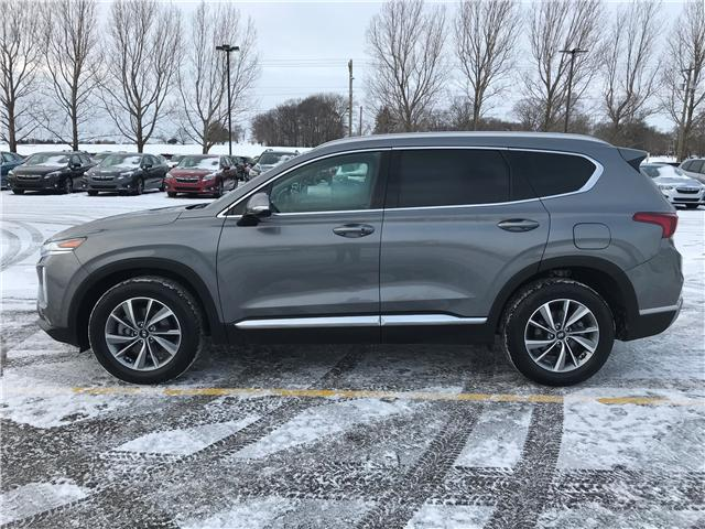 2019 Hyundai Santa Fe Preferred 2.4 (Stk: U3329) in Charlottetown - Image 4 of 22