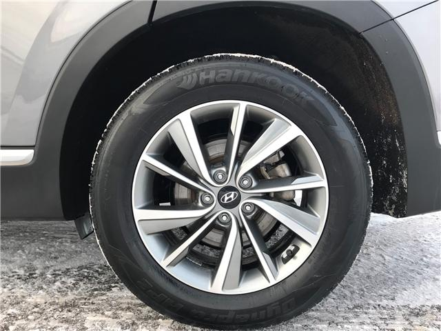 2019 Hyundai Santa Fe Preferred 2.4 (Stk: U3329) in Charlottetown - Image 7 of 22