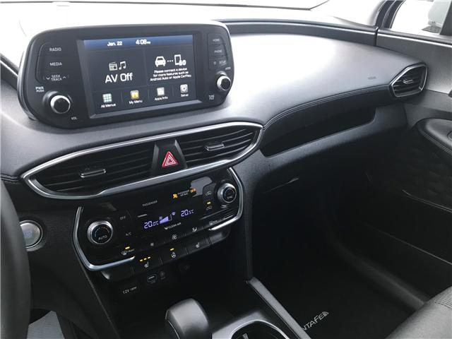 2019 Hyundai Santa Fe Preferred 2.4 (Stk: U3329) in Charlottetown - Image 16 of 22