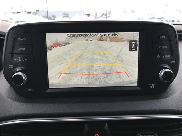 2019 Hyundai Santa Fe Preferred 2.4 (Stk: U3329) in Charlottetown - Image 17 of 22