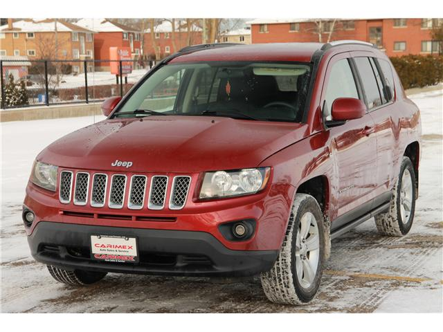 2014 Jeep Compass Sport/North (Stk: 1812589) in Waterloo - Image 1 of 29