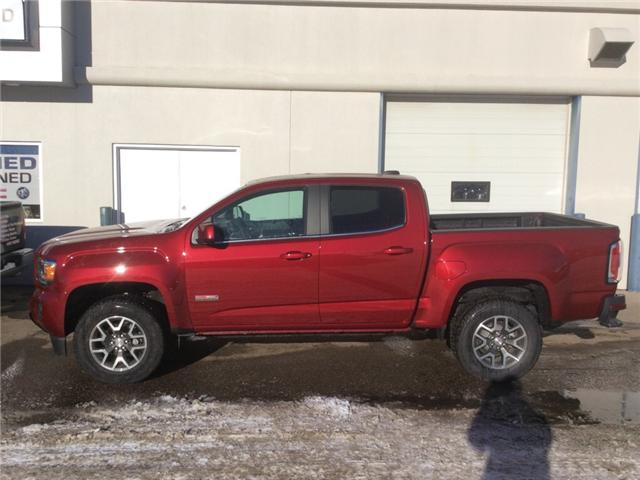 2019 GMC Canyon All Terrain w/Cloth (Stk: 201300) in Brooks - Image 2 of 16
