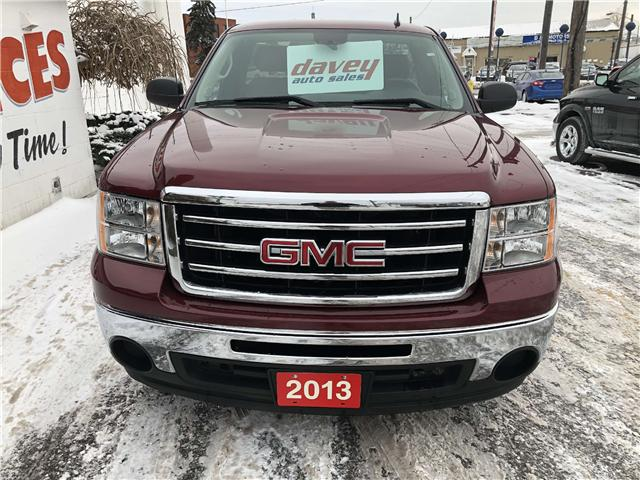 2013 GMC Sierra 1500 SLE (Stk: 19-058T) in Oshawa - Image 2 of 12