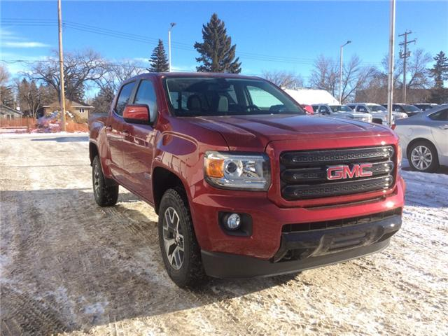 2019 GMC Canyon All Terrain w/Cloth (Stk: 201300) in Brooks - Image 1 of 16