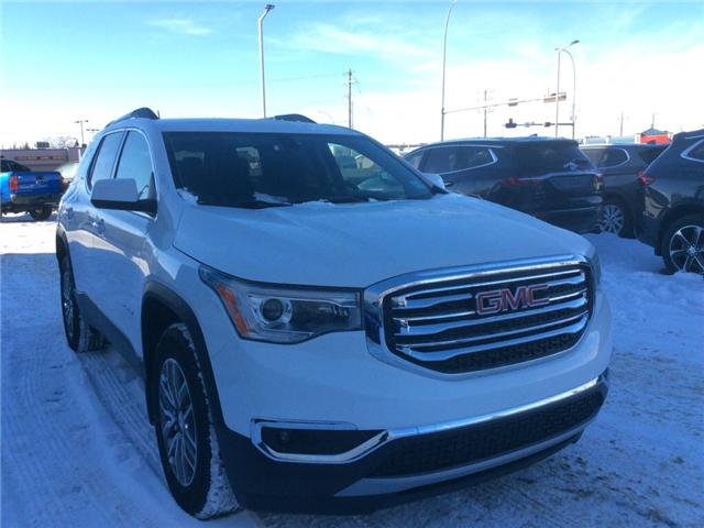 2019 GMC Acadia SLE-2 (Stk: 199378) in Brooks - Image 1 of 18