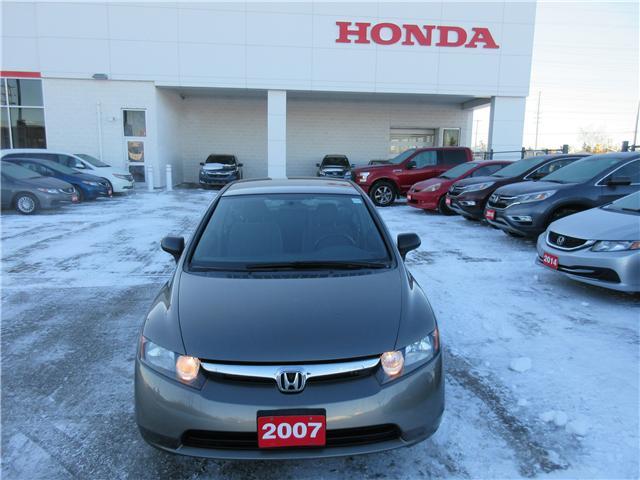 2007 Honda Civic DX-G (Stk: VA3327) in Ottawa - Image 2 of 10