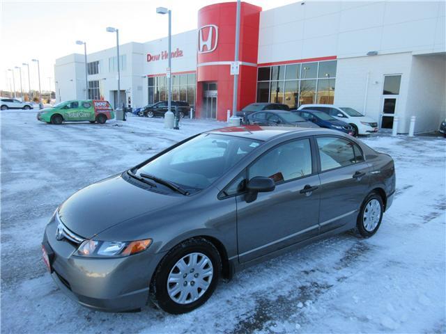 2007 Honda Civic DX-G (Stk: VA3327) in Ottawa - Image 1 of 10