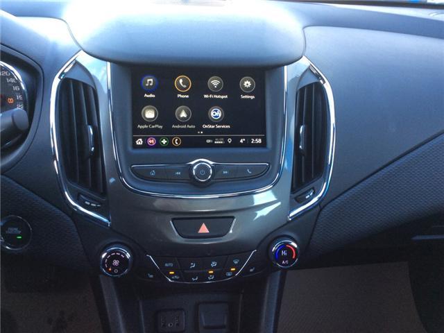 2019 Chevrolet Cruze LT (Stk: 201174) in Brooks - Image 15 of 18