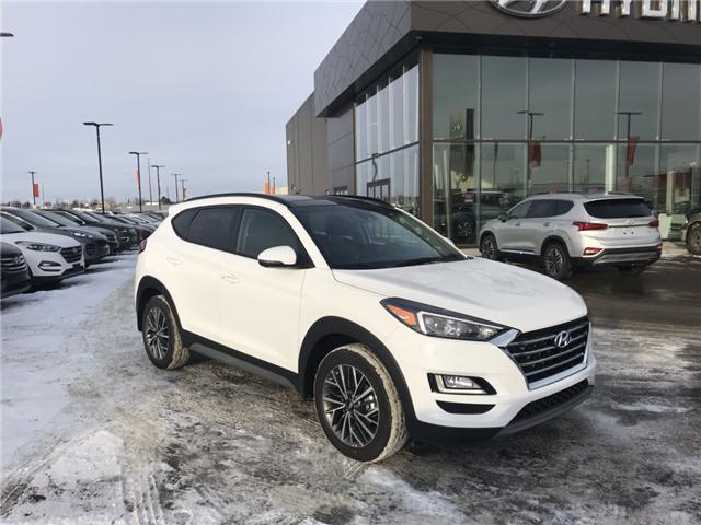 2019 Hyundai Tucson Luxury (Stk: 29100) in Saskatoon - Image 1 of 19