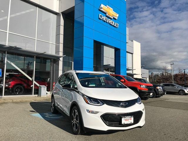 2019 Chevrolet Bolt EV Premier (Stk: 9B71940) in North Vancouver - Image 2 of 13