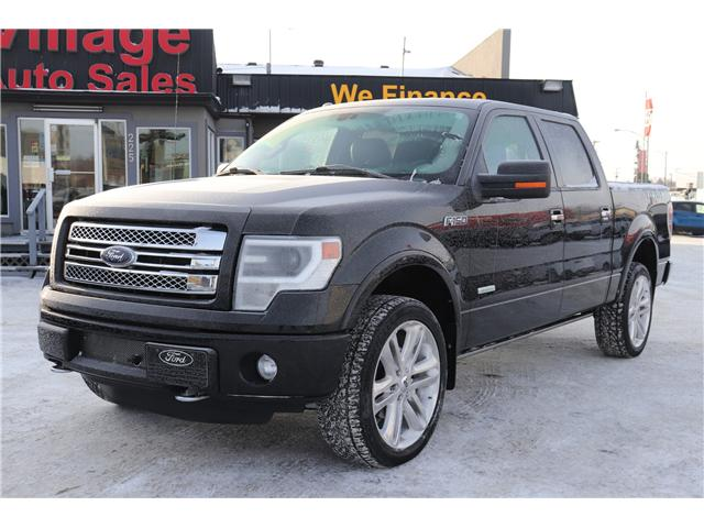 2014 Ford F-150 Limited (Stk: P36024) in Saskatoon - Image 2 of 29