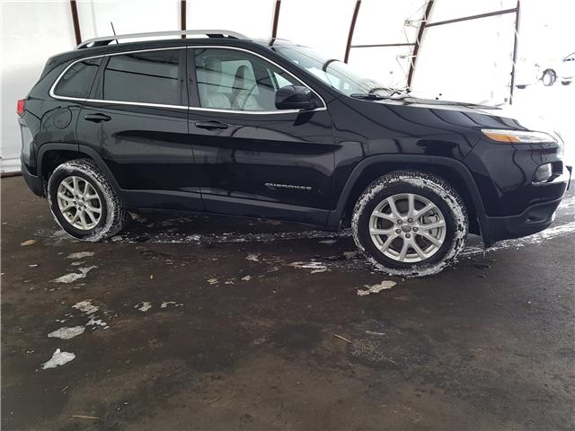 2018 Jeep Cherokee North (Stk: 1810411) in Thunder Bay - Image 2 of 16