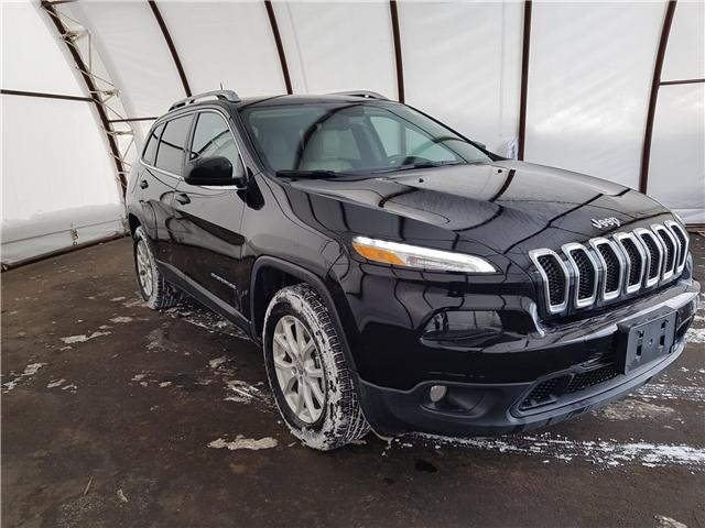 2018 Jeep Cherokee North (Stk: 1810411) in Thunder Bay - Image 1 of 16