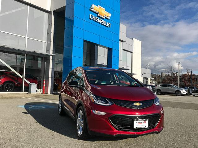 2019 Chevrolet Bolt EV LT (Stk: 9B90870) in North Vancouver - Image 2 of 13