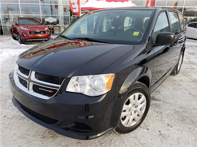 2018 Dodge Grand Caravan CVP/SXT (Stk: P4492) in Saskatoon - Image 1 of 21
