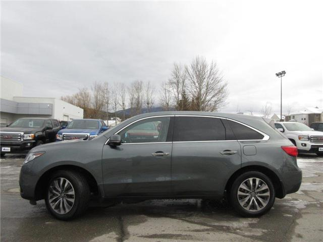 2014 Acura MDX Navigation Package (Stk: TK10806A) in Cranbrook - Image 2 of 25