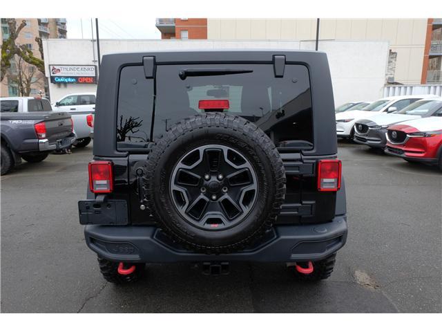 2015 Jeep Wrangler Rubicon (Stk: 7847A) in Victoria - Image 8 of 18