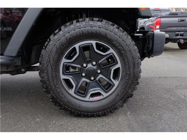 2015 Jeep Wrangler Rubicon (Stk: 7847A) in Victoria - Image 11 of 18