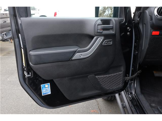 2015 Jeep Wrangler Rubicon (Stk: 7847A) in Victoria - Image 12 of 18