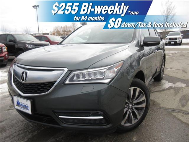 2014 Acura MDX Navigation Package (Stk: TK10806A) in Cranbrook - Image 1 of 25