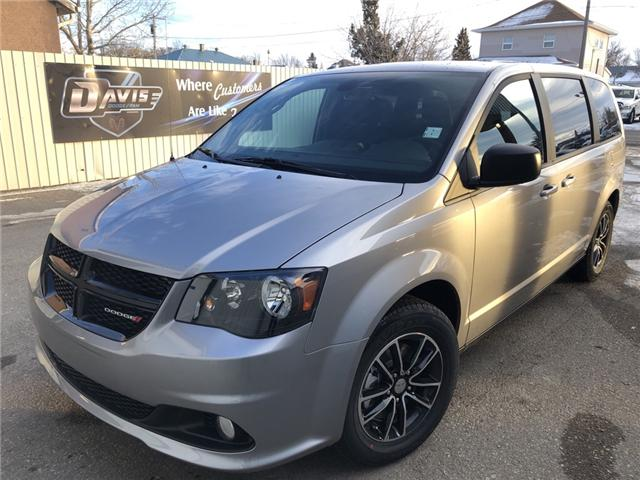 2019 Dodge Grand Caravan 29G SXT (Stk: 14391) in Fort Macleod - Image 1 of 18