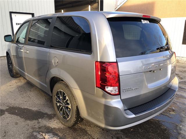2019 Dodge Grand Caravan CVP/SXT (Stk: 14391) in Fort Macleod - Image 3 of 18