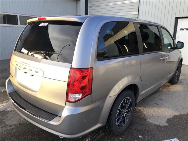 2019 Dodge Grand Caravan CVP/SXT (Stk: 14391) in Fort Macleod - Image 5 of 18