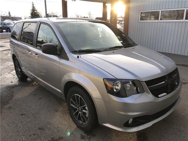 2019 Dodge Grand Caravan CVP/SXT (Stk: 14391) in Fort Macleod - Image 7 of 18