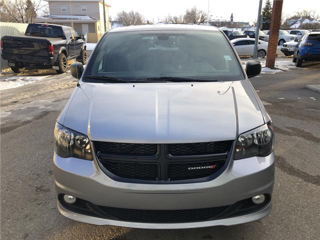 2019 Dodge Grand Caravan CVP/SXT (Stk: 14391) in Fort Macleod - Image 8 of 18