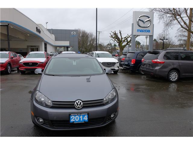 2014 Volkswagen Golf 2.0 TDI Comfortline (Stk: 7849A) in Victoria - Image 2 of 29