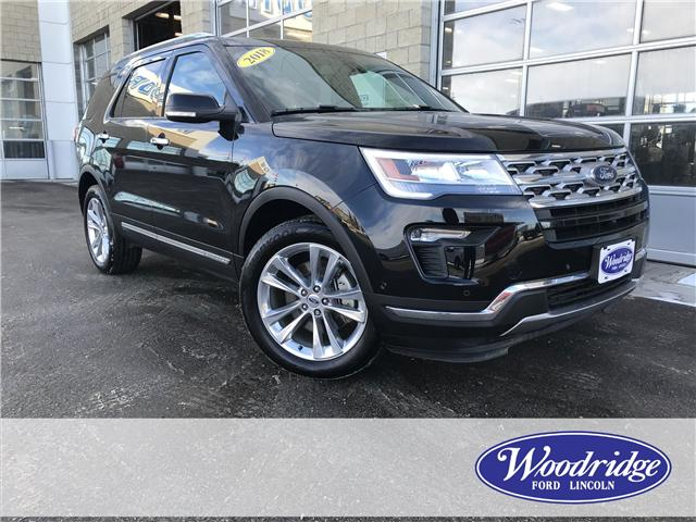 2018 Ford Explorer Limited (Stk: 17142) in Calgary - Image 1 of 24
