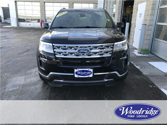 2018 Ford Explorer Limited (Stk: 17142) in Calgary - Image 4 of 24