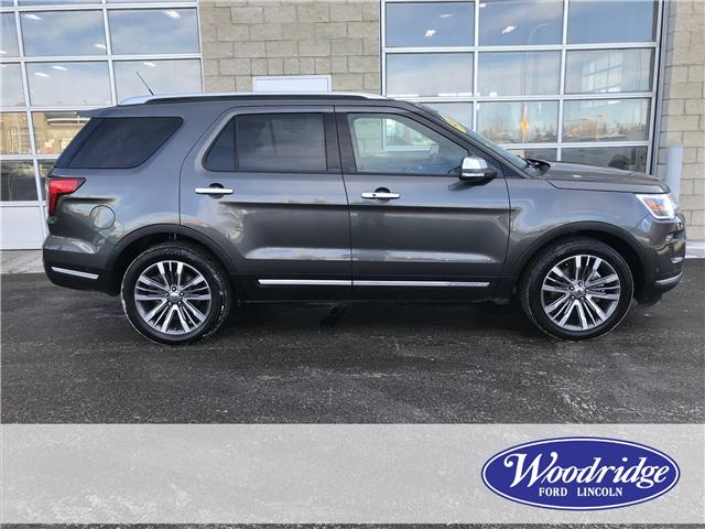 2018 Ford Explorer Platinum (Stk: 17143) in Calgary - Image 2 of 25