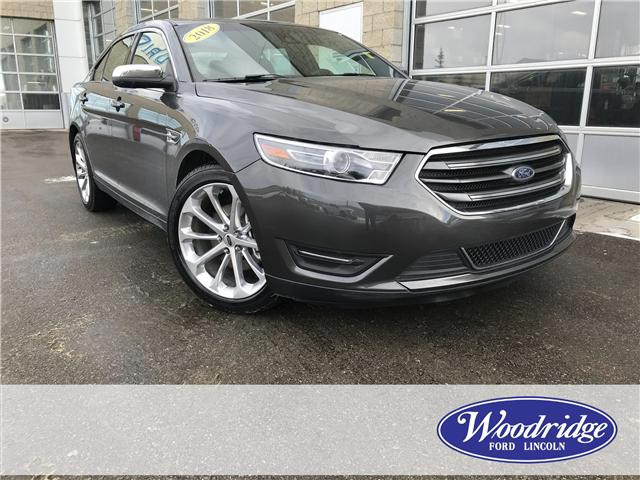 2018 Ford Taurus Limited (Stk: 17145) in Calgary - Image 1 of 21