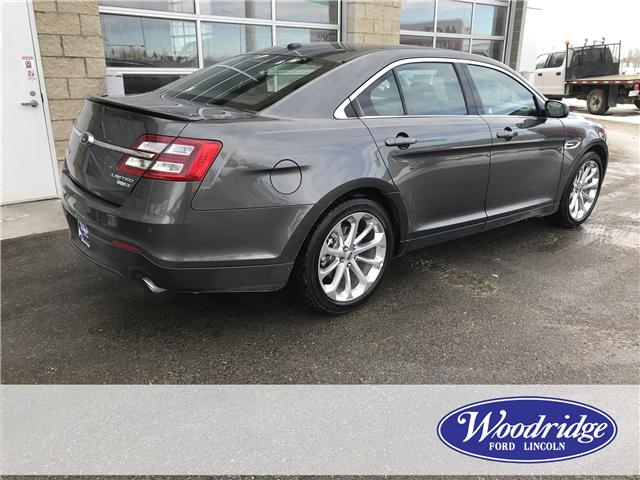 2018 Ford Taurus Limited (Stk: 17145) in Calgary - Image 3 of 21