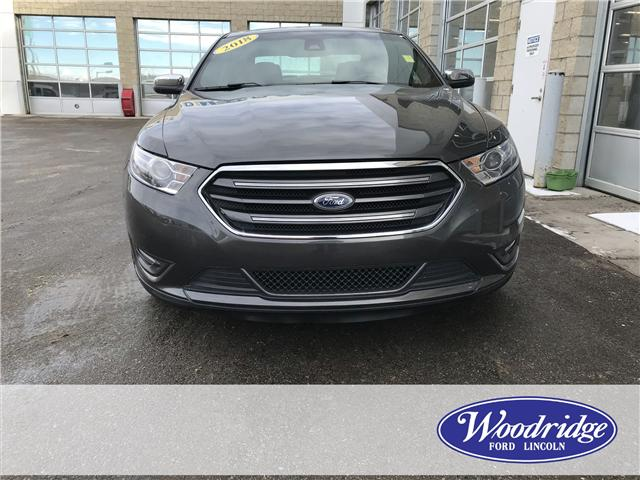 2018 Ford Taurus Limited (Stk: 17145) in Calgary - Image 4 of 21