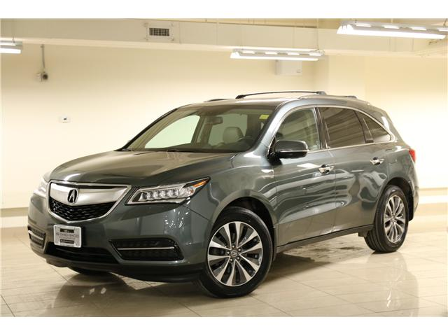 2015 Acura MDX Technology Package (Stk: M12321A) in Toronto - Image 1 of 33