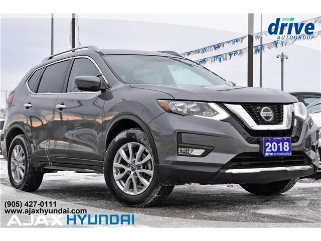 2018 Nissan Rogue SV (Stk: P4630R) in Ajax - Image 1 of 26