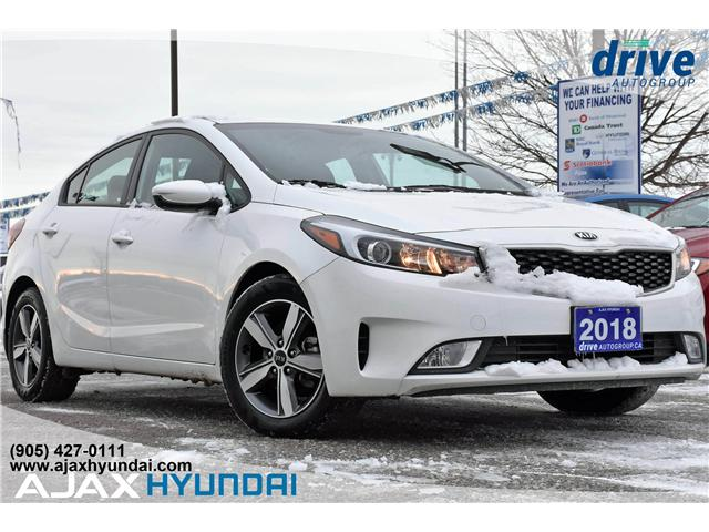 2018 Kia Forte LX+ (Stk: P4638R) in Ajax - Image 1 of 41