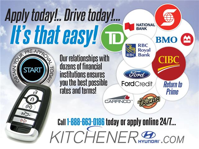 2017 Hyundai Accent  (Stk: OP3836) in Kitchener - Image 2 of 3