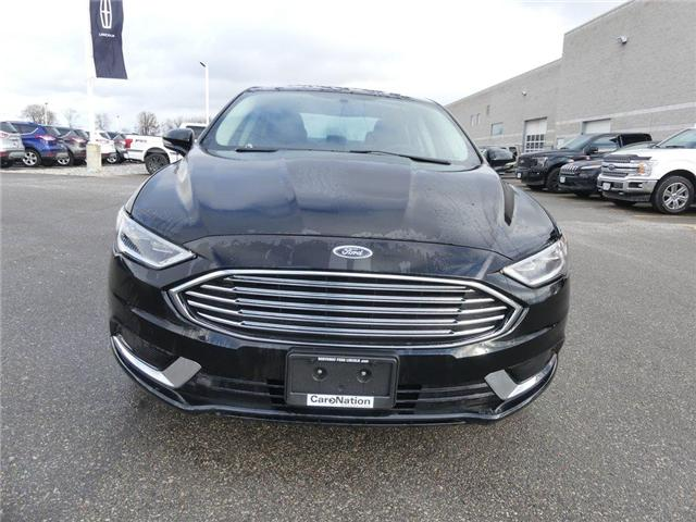 2018 Ford Fusion SE (Stk: FU82680) in Brantford - Image 2 of 27