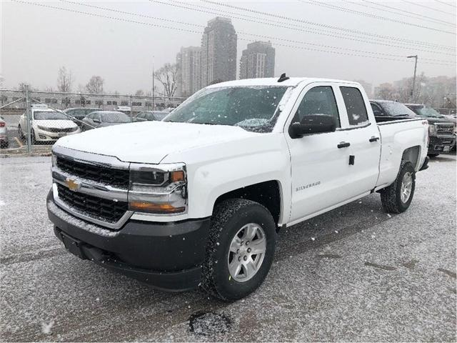 2019 Chevrolet Silverado 1500 New 2019 Chev. 1500 Double Cab 1500 (Stk: PU95348) in Toronto - Image 1 of 15