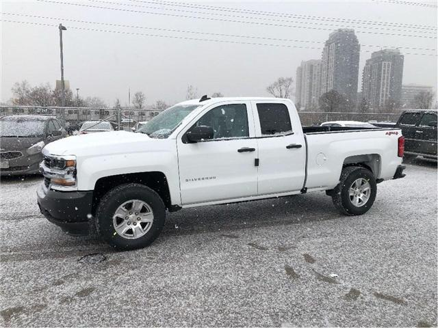 2019 Chevrolet Silverado 1500 New 2019 Chev. 1500 Double Cab 1500 (Stk: PU95348) in Toronto - Image 2 of 15