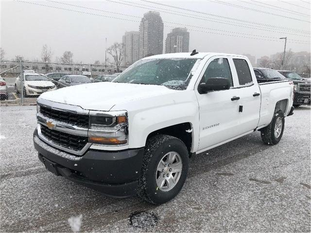 2019 Chevrolet Silverado 1500 New 2019 Chev. 1500 Double Cab 1500 (Stk: PU95348) in Toronto - Image 9 of 15