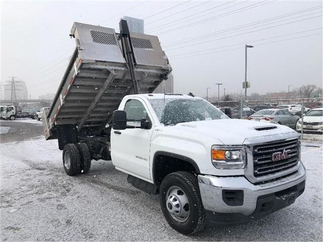 2019 GMC Sierra 3500HD SOLD!New 2019 GMC Sierra 3500 4x4 W/Aluminum Dump (Stk: DT95195) in Toronto - Image 6 of 12